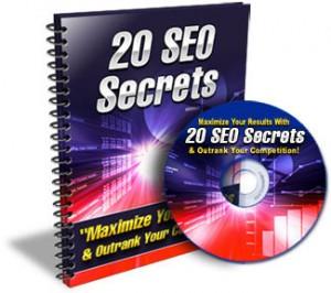 20 SEO Secret Release
